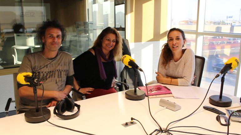 Cuentomifasol interpretan cada domingo una historia en 'A vivir Castellón!