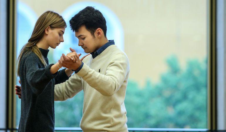 El baile centra la jornada del teatro Egaleo de Leganés