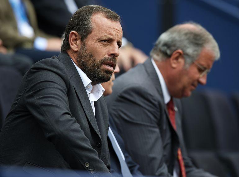 """""""Si hi ha irregularitats de Rosell amb Qatar que afectin el Barça, actuarem contra ell"""""""