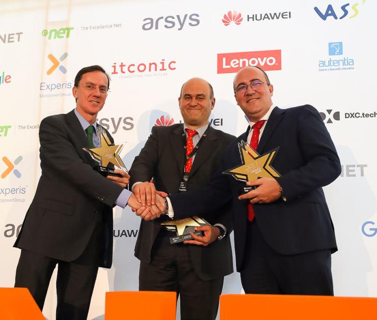Premios empresas: Campofrío galardonado con los Premios CIONET y eNET al Liderazgo Digital