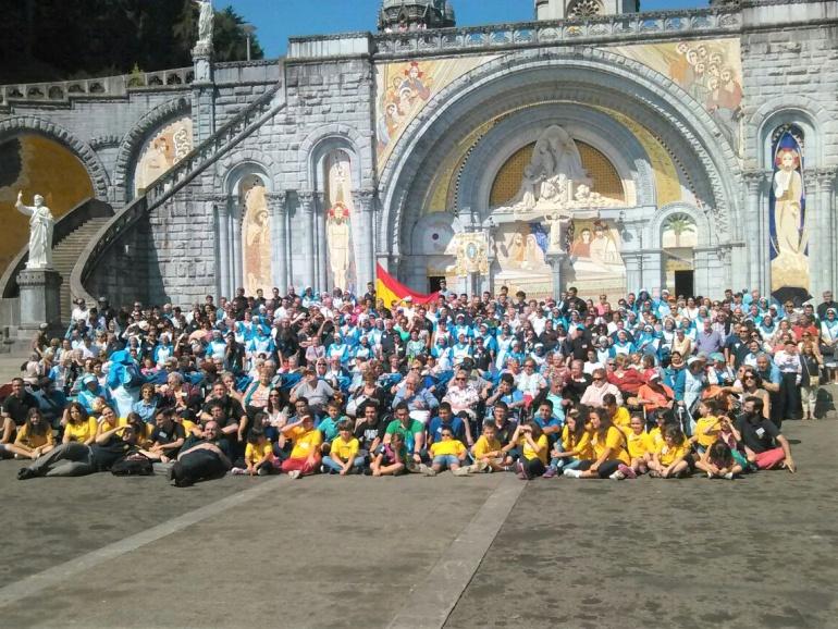 LaHospitalidad de Lourdes de Alicante organiza en la Diócesis su peregrinación anual con enfermos a Lourdes del 6 al 12 de Julio