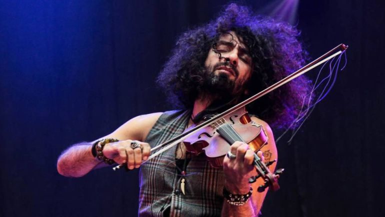 Ara Malikian es una de las grandes estrellas del festival.
