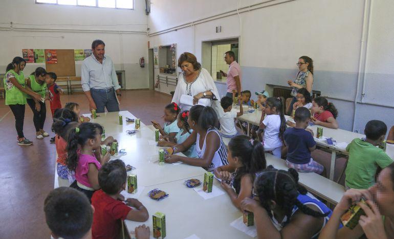 Valladolid implanta por tercer año los comedores escolares porque la ...