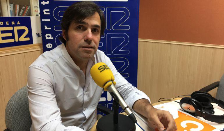 Guillermo Gross (C´s), alcalde de Valdemoro