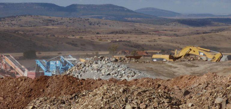 Los Municipios Afectados por la Mina de Borobia y el Gobierno de Aragón recurren contra Magnesitas