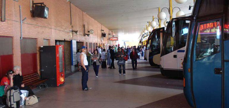 La reforma de la estación de autobuses de Salamanca, más cerca