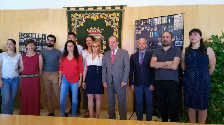 Presentado el Festival Internacional de Danza de Itálica