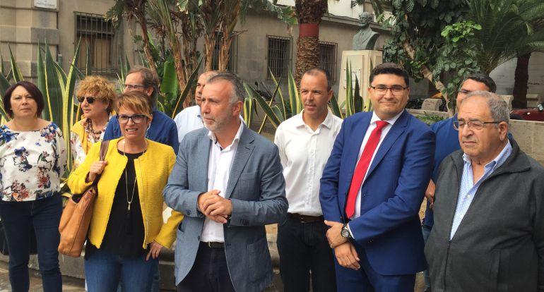 Ángel Victor Torres confirma su candidatura a las primarias socialistas