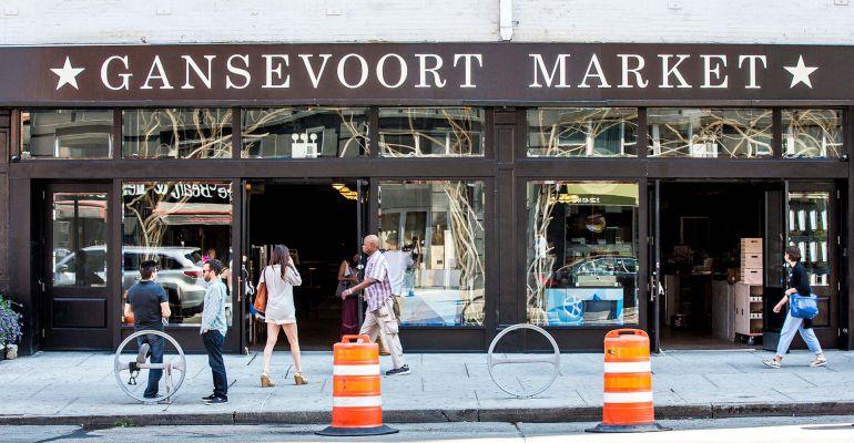 Gansevoort Market de New York