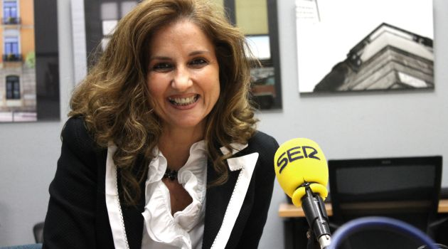 Catalilna Iliescu, coordinadora académica de los Cursos de Verano Rafael Altamira