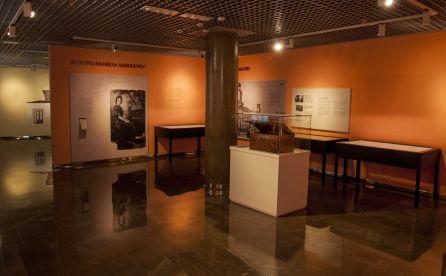 Sala dedicada a Josefina Manresa en el Museo 'Miguel Hernández'.
