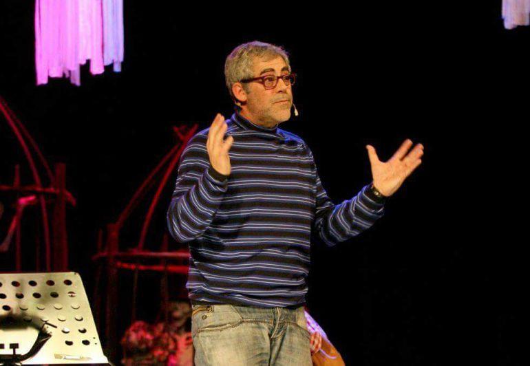El actor y humorista Carlos Blanco presidirá el jurado del 1º Festival de Cortos Grabados con el móvil