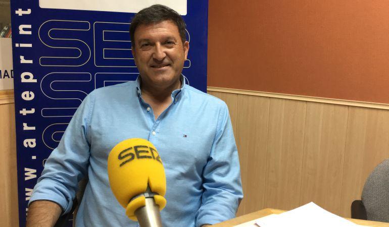 José Antonio Sánchez (PP), alcalde de Humanes de Madrid
