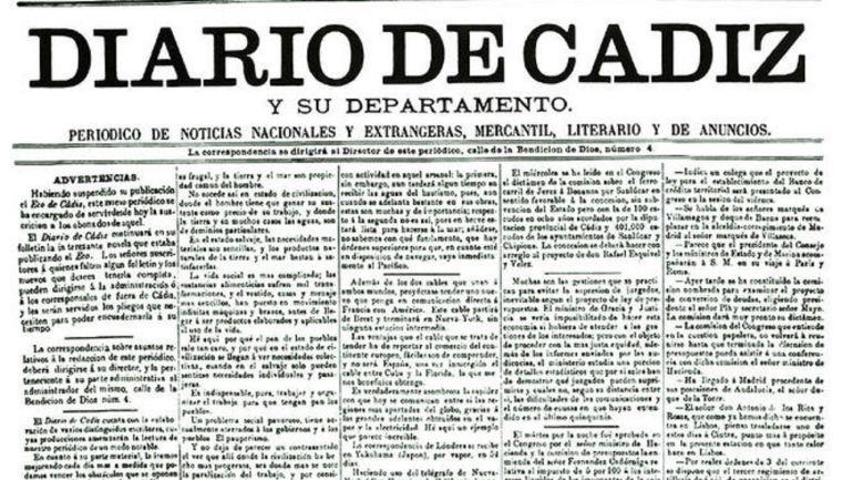 Con presencia del Rey Felipe VI: El Diario de Cádiz celebra su 150 aniversario