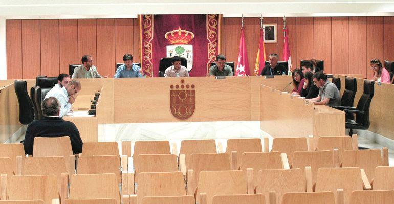 Sesión de la Comisión de Investigación Especial sobre Waiter Music en Sanse