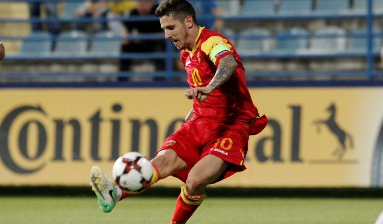 El Sevilla presenta su oferta por Jovetic