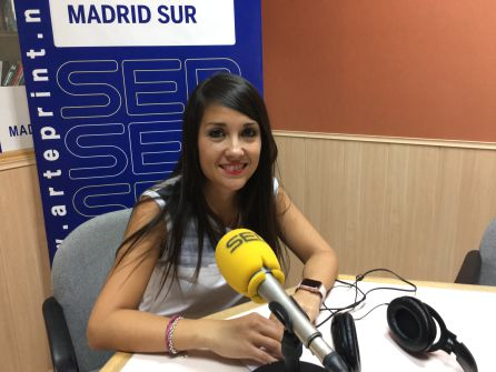 Ana Gutiérrez, directora de Sagitur Viajes en Fuenlabrada