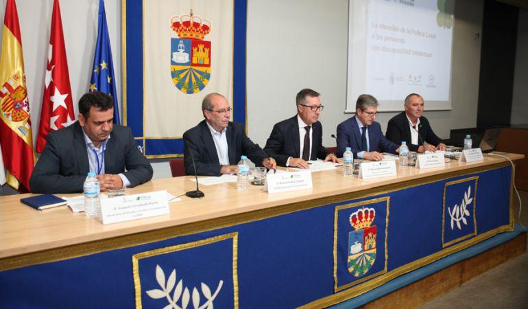 El Protocolo se ha presentado esta mañana en el Ayuntamiento de Fuenlabrada.