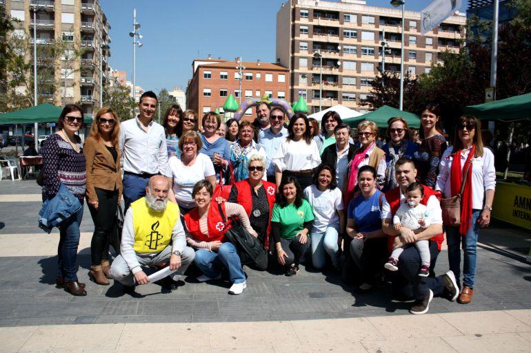 Subvenciona con 45.000 euros los proyectos sociales de las ONG locales