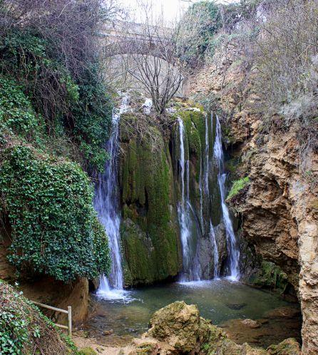 Cascada del Pozo de la Horca.