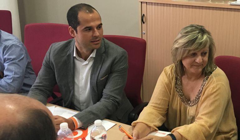 Ignacio Aguado, portavoz de C's en la Asamblea de Madrid