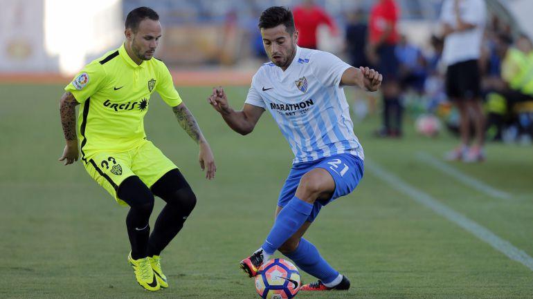 El Málaga abrirá los partidos de pretemporada ante el Sheffield United