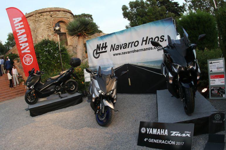 El nuevo Yamaha T Max 530 llega a Navarro Hnos. en Málaga