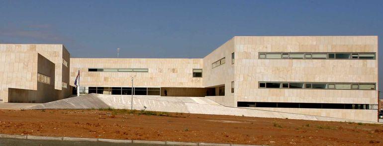Sede de la consejería de Educación, Cultura y Deportes de Castilla-La Mancha
