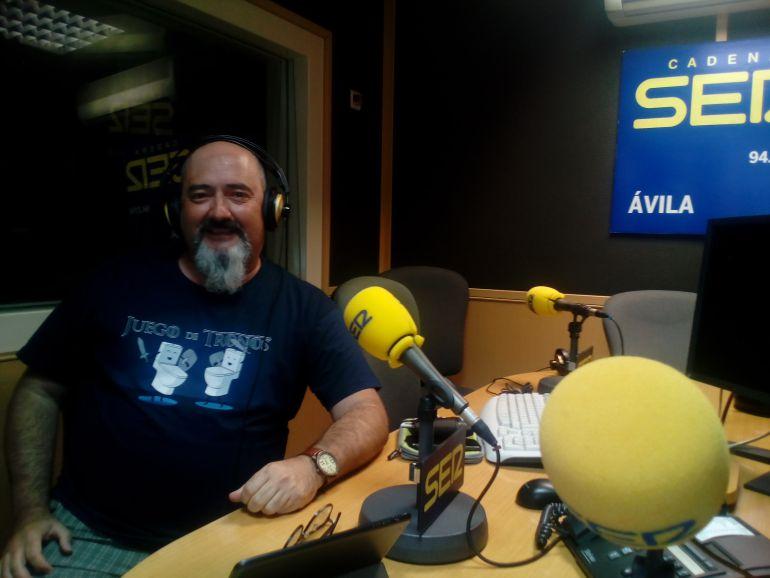 Salvador Albedo en Ser Ávila