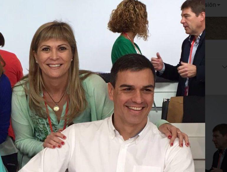 Susana Ros formará parte de la Ejecutiva del PSOE en la que Pedro Sánchez es el secretario general