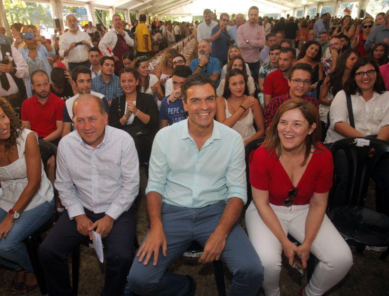 Pilar Cancela plantea en la SER el adelanto del proceso para elegir a la nueva dirección del partido en Galicia