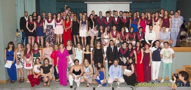 Foto de los graduados