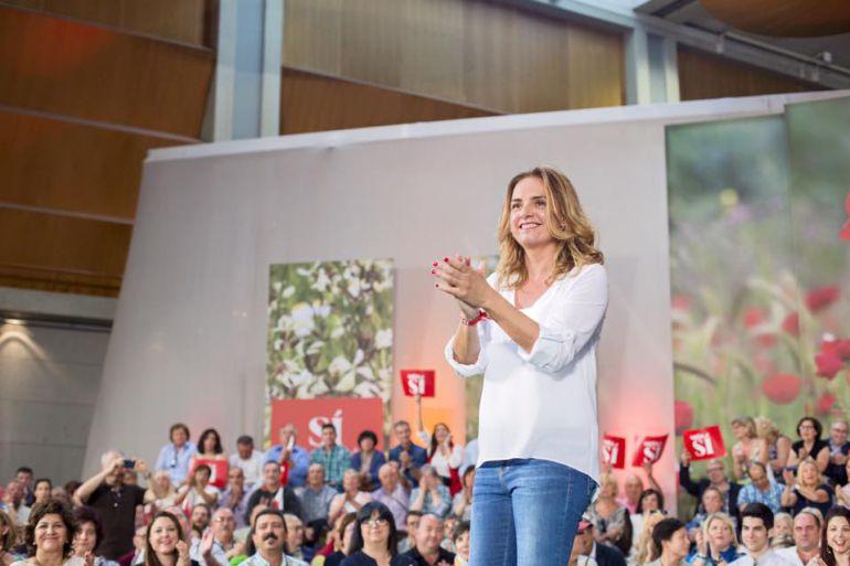 Susana Sumelzo, única aragonesa en la dirección del partido