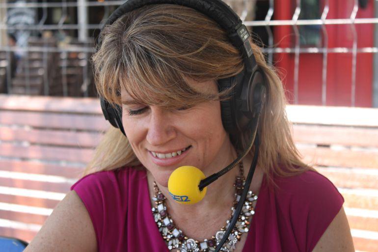 Cristina Rodes, presidenta de la Asociación Provincial de Hoteles de Alicante