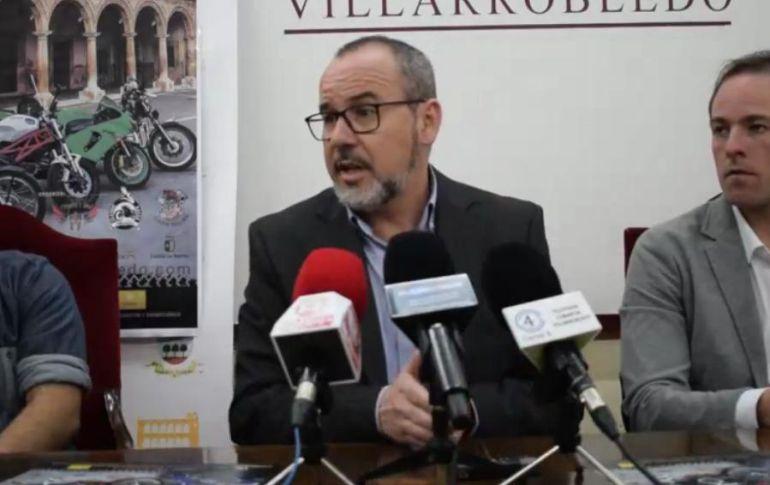 Rocinante II atrae a más de 600 personas a la ciudad de Villarrobledo