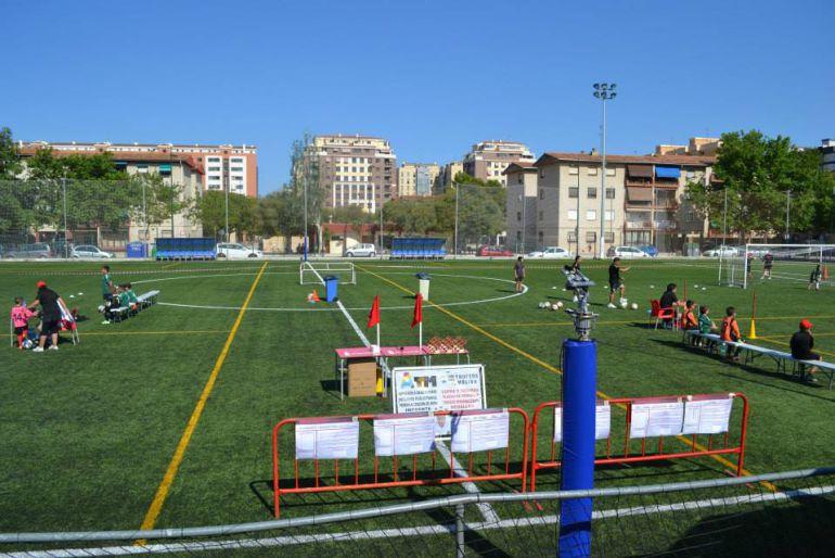 Fallece un entrenador del CF Rafalafena tras sufrir un paro cardíaco en el campo