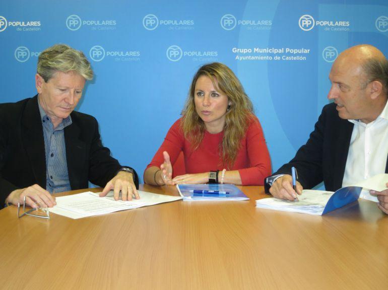 POLÍTICA: El PP solicita una rebaja del IBI de siete millones de euros