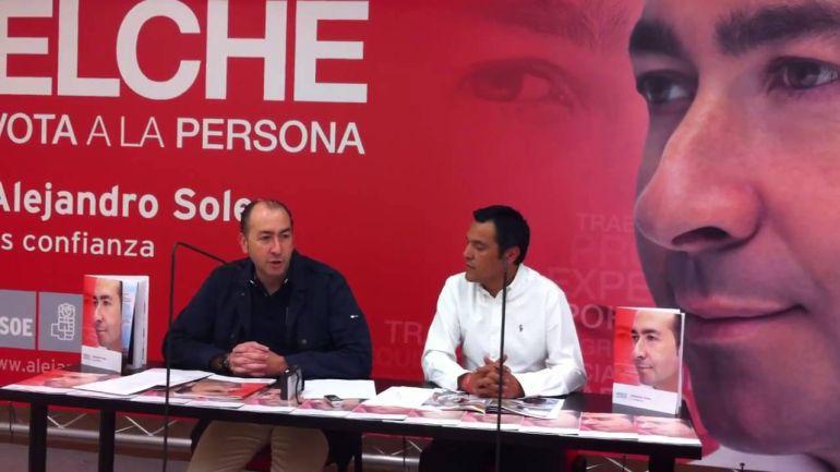 Alejandro Soler y Francis Rubio