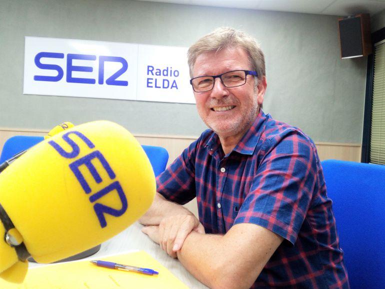 Jaume Fullana en Radio Elda Cadena SER