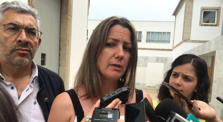 Lara Méndez, alcaldesa de Lugo, estará en el comité federal del PSOE
