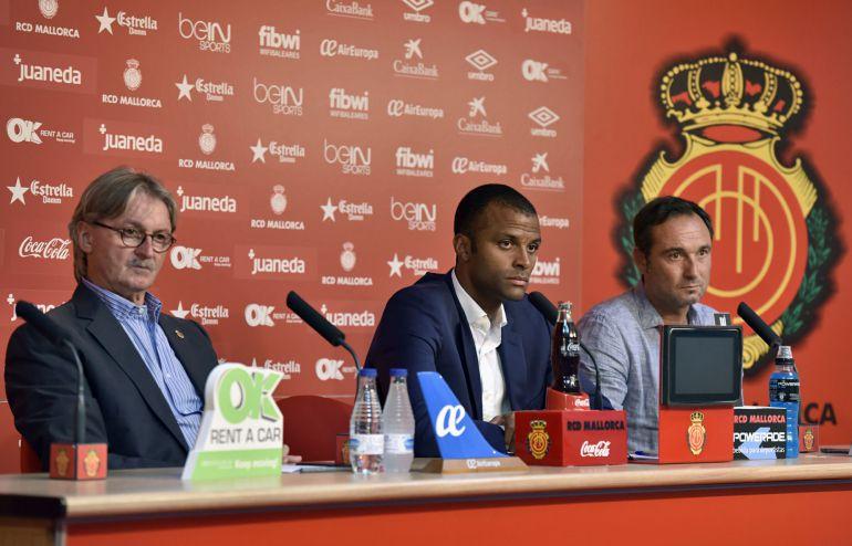 Monti Galmés deja de ser el presidente del Real Mallorca