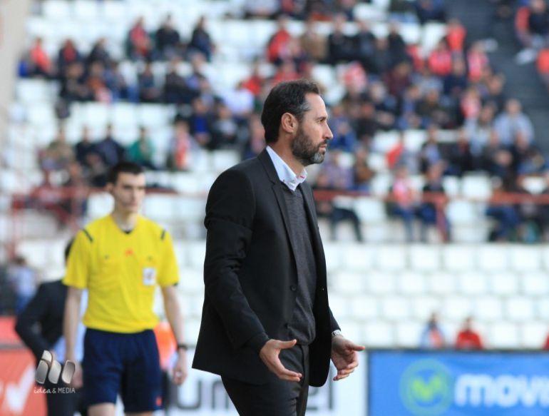 Vicente Moreno, nuevo entrenador del Real Mallorca