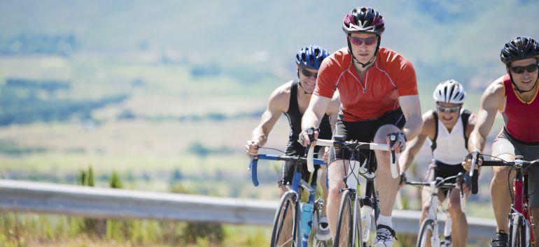 La 'guerra' de los ciclistas