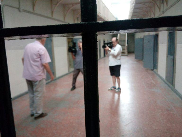 Las celdas de la prisión han sido testigo de la narración de algunos compañeros de cautiverio de Marcelino Camacho.