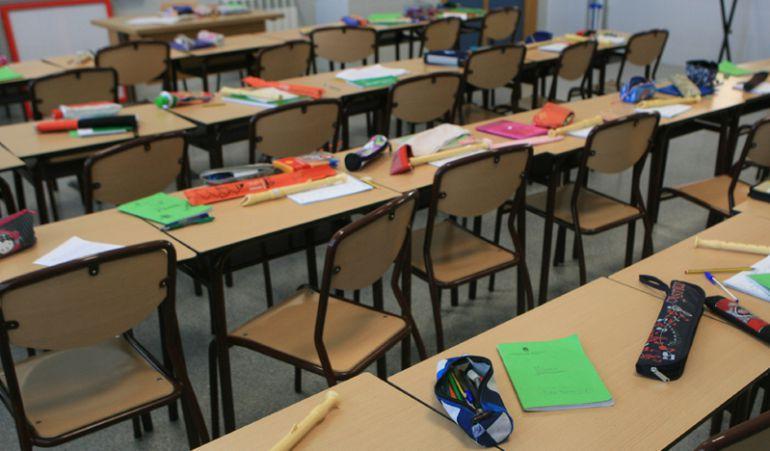 Educación autoriza a los padres a dejar de llevar a sus hijos al colegio por el calor