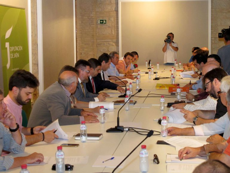 Reunión Consejo Aceite