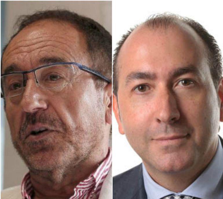 Andrés Perelló y Alejandro Soler