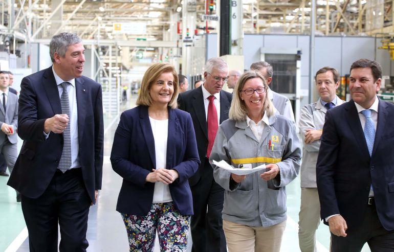 Renault abrirá el próximo año una planta de aluminio