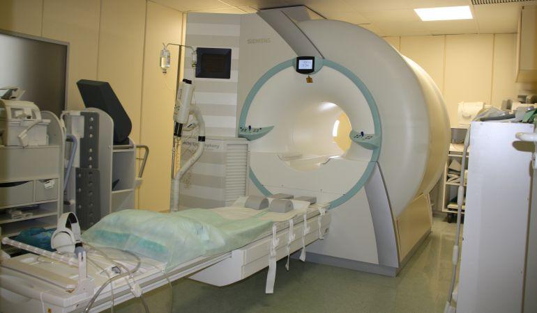 La nueva resonancia magnética en el Hospital Virgen de la Luz
