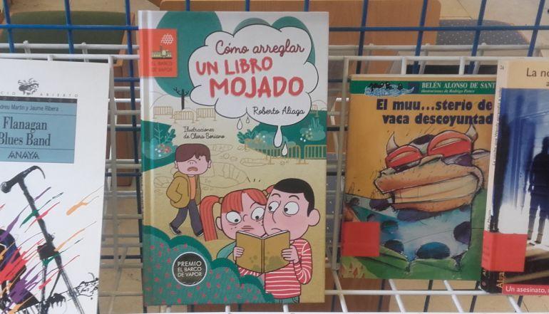 El libro está en la sección de préstamo de las bibliotecas municipales de Cuenca.